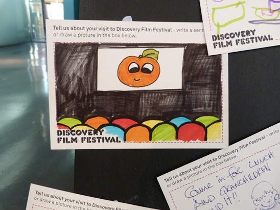 Image response to Discovery Festival