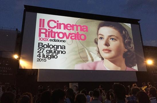 Il Cinema Ritrovato Bergman