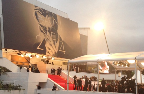 The Palais at Cannes