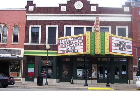 Riviera Theatre, Michigan