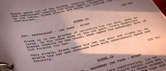 Script reading