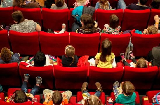 Kids in Edinburgh Filmhouse