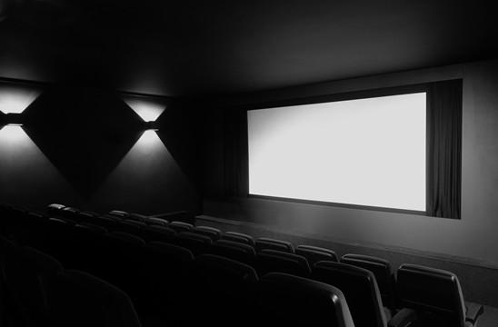Close Up cinema interior