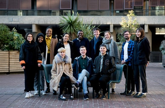 Barbican Young Programmers 2017
