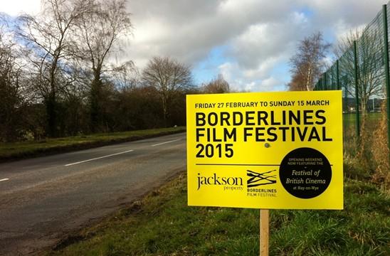 Borderlines sign