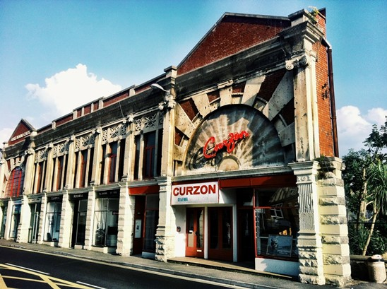 Curzon Clevedon outdoors