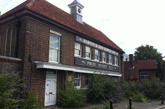 Lewes Depot site