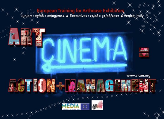 ART CINEMA = ACTION + MANAGEMENT