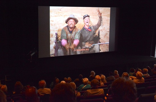 Dementia friendly screenings at The Dukes