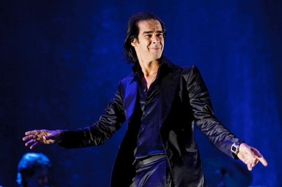 Nick Cave is Christ Killer