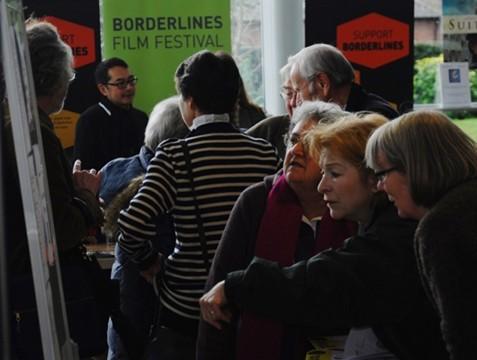 Borderlines 2015 Corutyard