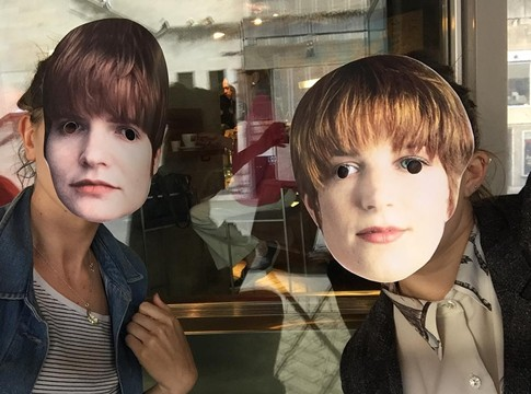 Single White Female masks
