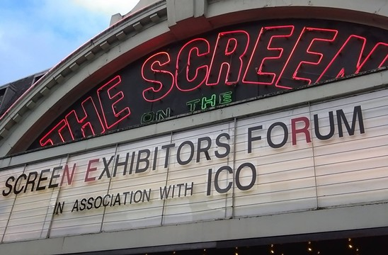 Screen Exhibitors' Forum