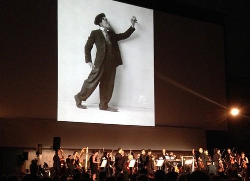 Buster Keaton Bologna