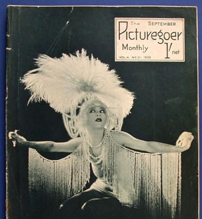 Picturegoer 1922