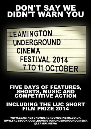 LUC Festival 2014 poster