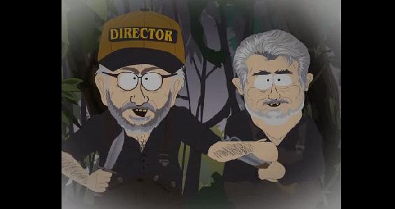 Spielberg & Lucas Vs Cinema