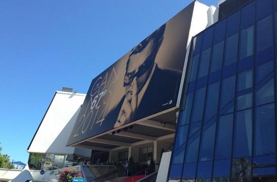 Jon & Becky in Cannes