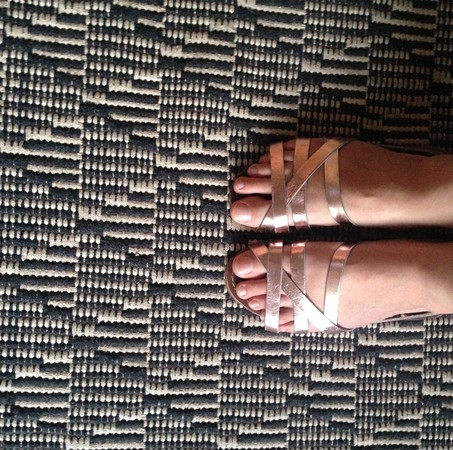 Hatice's Feet