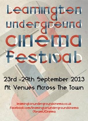 LUC Festival 2013 poster