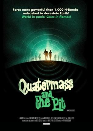 Quatermass & The Pit quad