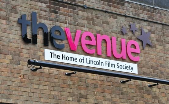 Lincoln film society venue