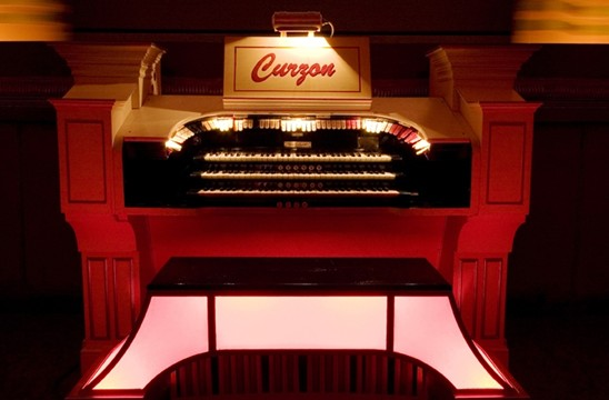 Curzon Clevedon 'Mighty Organ'