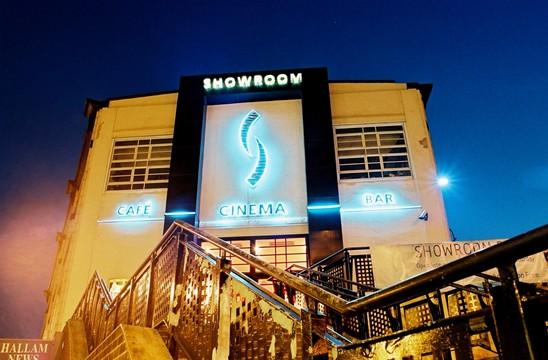 Showroom Sheffield